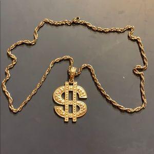 Dollar Sign Chain 🤑🤑